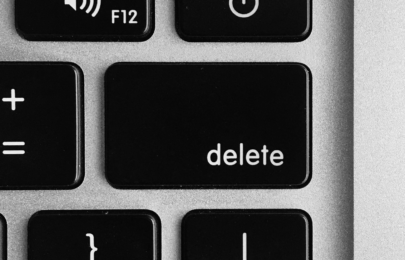 What if You Could Delete Your Problems?