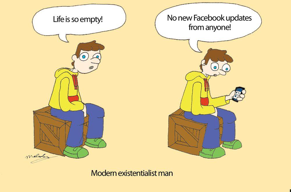 Modern Existential Man