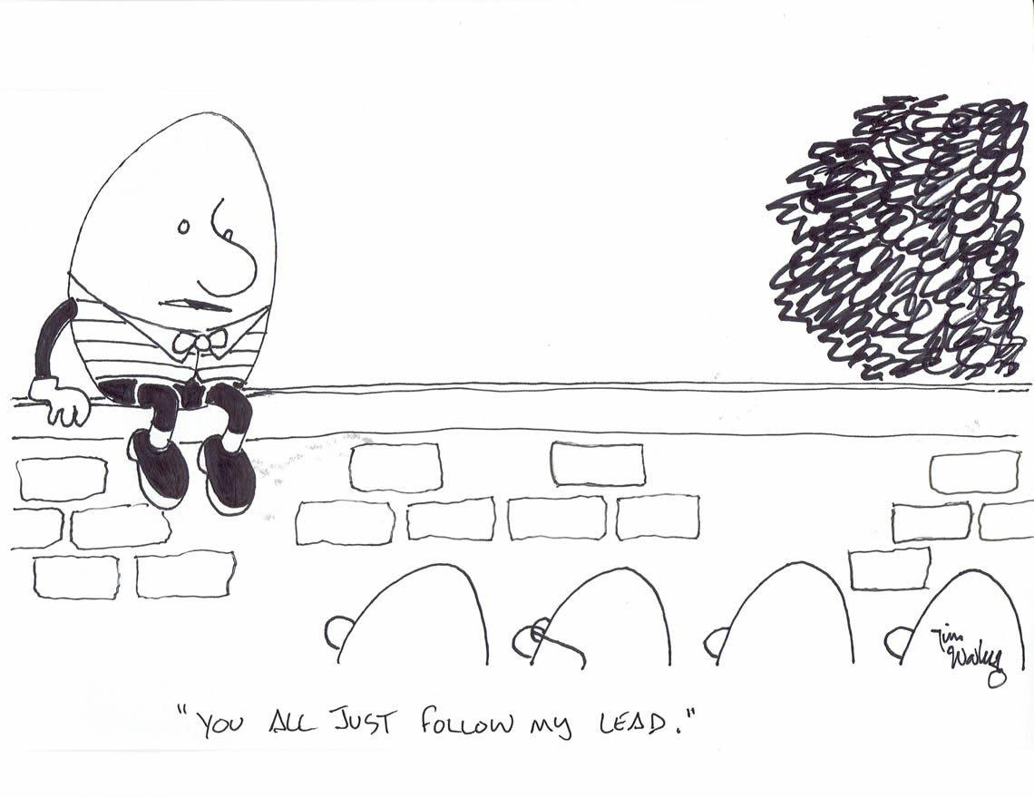 Humpty Dumpty Leader