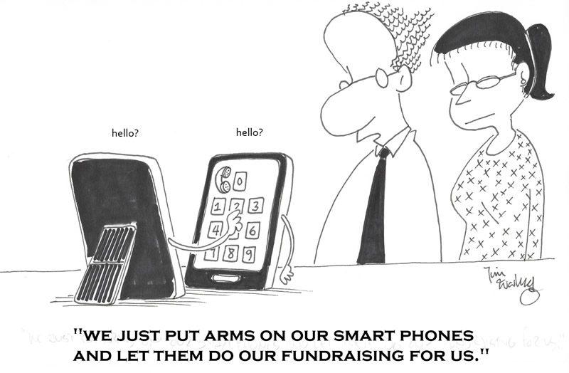 Smartphones Fundraising