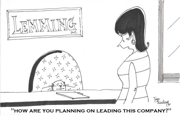 Lemming Leading