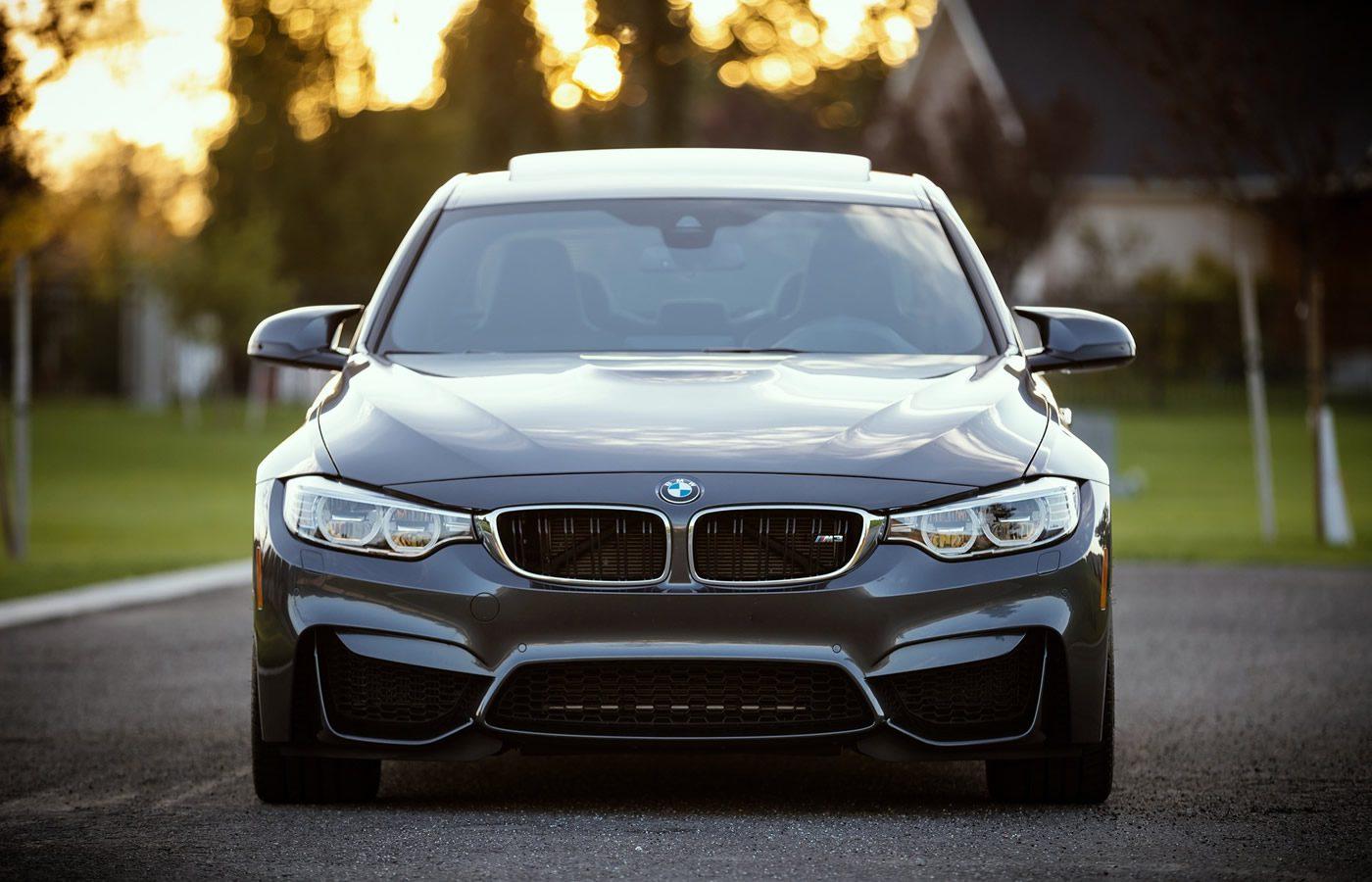 Jesus Take the Wheel of my BMW