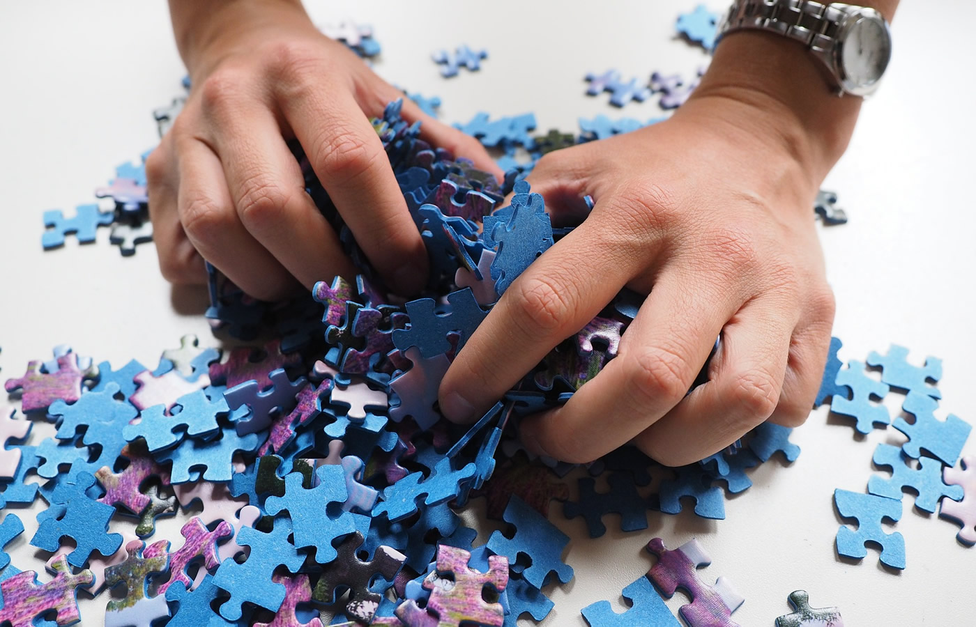 Learning from Jigsaw Puzzles