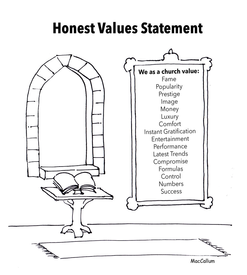 Church Values