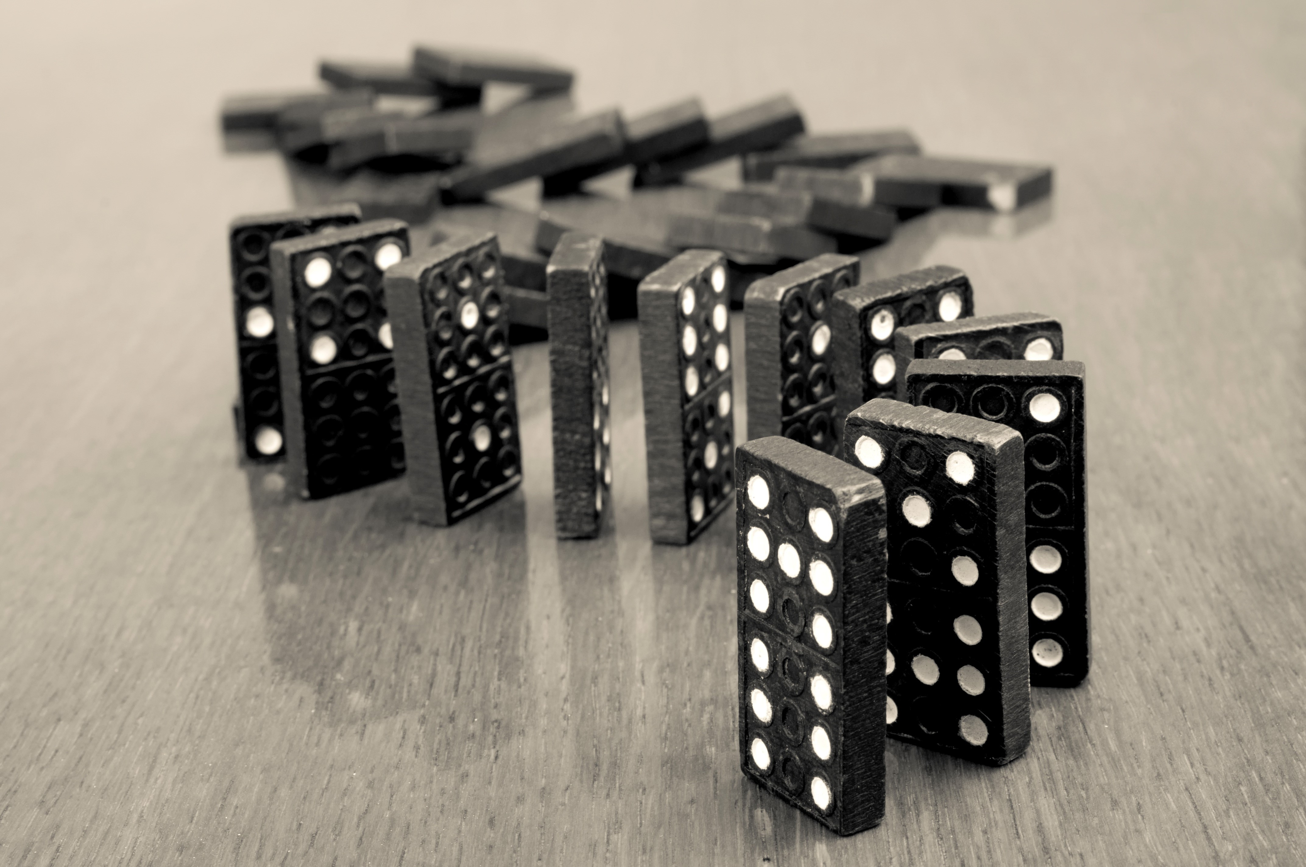 Do You Like Playing with Dominos?