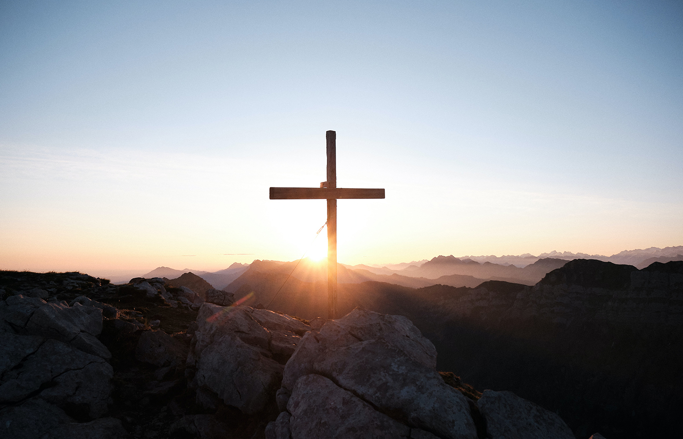 Podcast – The Meaning of the Cross Part 1